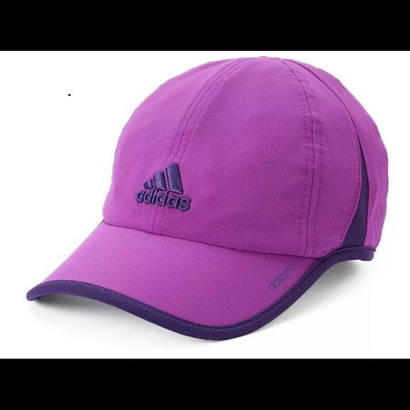 9255d5b41c9 Adidas Womens Adizero II Climacool Relaxed Hat